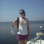 newlywed-couple-fishing-with-capt-dave-pelican-state-fishing-charters