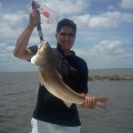 Catching Redfish with Captain Dave