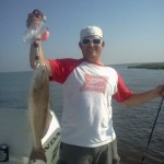 Tailing Redfish with Captain Dave