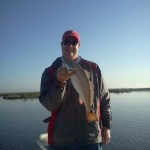 Pelican State Fishing Charters Redfish on Barataria