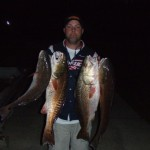 Paul Redfish with Pelican State Fishing Charters