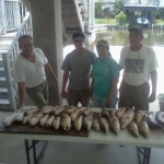 Good Friends, good redfish, good day